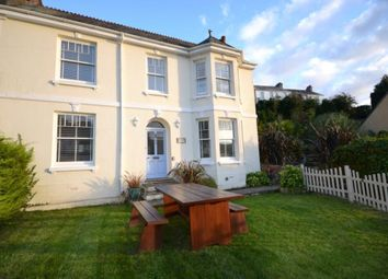 Thumbnail 4 bed end terrace house for sale in Ingledene, Shutta, Looe, Cornwall