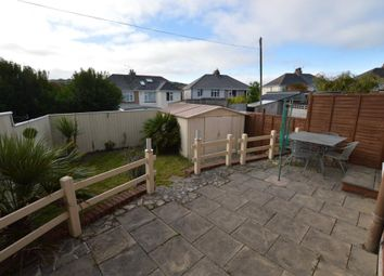 Thumbnail 2 bed flat for sale in Park Avenue, Plymstock, Plymouth, Devon