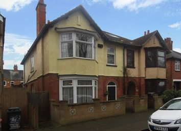 Thumbnail 4 bed semi-detached house for sale in Canterbury Terrace, Leicester