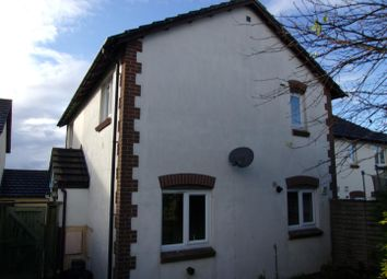Thumbnail 1 bed end terrace house to rent in The Heathers, Okehampton
