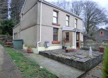 Thumbnail 5 bedroom semi-detached house for sale in Court Lane, Pontardawe, Swansea.