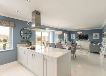 "Thumbnail 5 bedroom detached house for sale in ""The Branscombe"" at Pinn Hill, Pinhoe, Exeter"