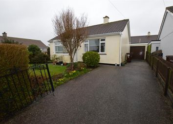 Thumbnail 2 bed detached bungalow for sale in Boscarn Close, Barripper, Camborne, Cornwall