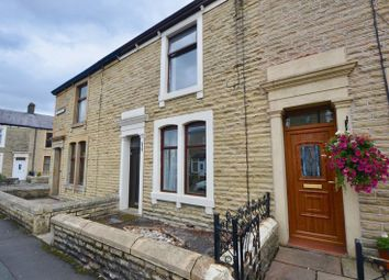 Thumbnail 2 bed terraced house for sale in Cecil Street, Oswaldtwistle, Accrington