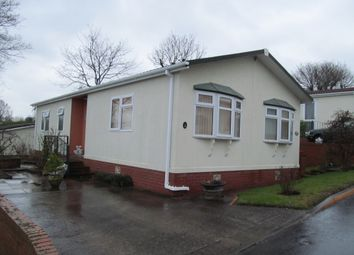Thumbnail 2 bed mobile/park home for sale in Highley Park, Bridgnorth (Ref 5515), Shropshire