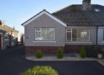 Thumbnail 2 bed semi-detached bungalow for sale in Dalton Lane, Barrow-In-Furness, Cumbria