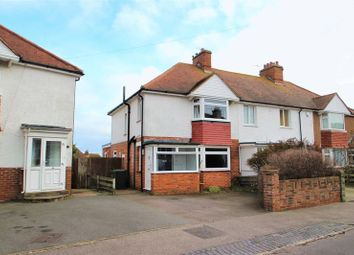 3 bed semi-detached house for sale in Colwood Crescent, Eastbourne BN20