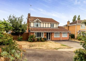 Thumbnail 5 bed detached house for sale in Wertheim Way, Stukeley Meadows, Huntingdon, Cambridgeshire.