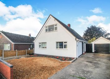Thumbnail 4 bed detached bungalow for sale in Hollies Drive, Bayston Hill, Shrewsbury