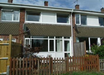 Thumbnail 3 bed terraced house to rent in Fairview Close, Romsey