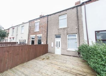 Thumbnail 2 bed terraced house for sale in Sixth Street, Blackhall Colliery, Hartlepool