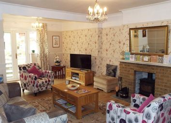 Thumbnail 3 bed semi-detached bungalow for sale in Church Path, Greenhithe, Kent