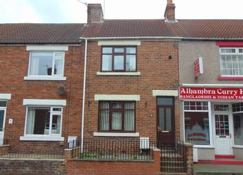 Thumbnail 2 bed terraced house for sale in Alhambra Terrace, Fishburn, Stockton-On-Tees