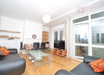 Thumbnail 4 bed flat to rent in Percival Street, City, London