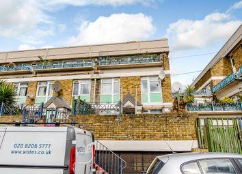 Thumbnail 4 bed maisonette for sale in Flat, Crowhurst House, Aytoun Road, London