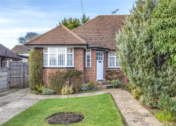 Thumbnail 2 bed bungalow for sale in Ingram Close, Stanmore, Middlesex