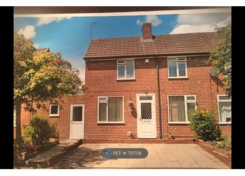 Thumbnail 2 bed semi-detached house to rent in Rowan Road, Dudley