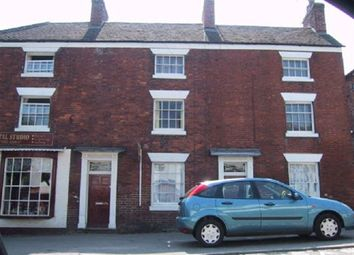 Thumbnail 1 bed property to rent in High Street, Tutbury, Burton Upon Trent, Staffordshire
