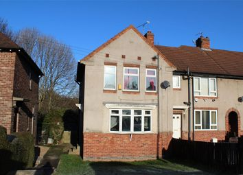 Thumbnail 3 bedroom end terrace house for sale in Deerlands Avenue, Sheffield, South Yorkshire