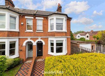 Thumbnail 3 bed semi-detached house for sale in Park Road, Radlett, Hertfordshire