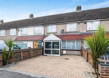 Thumbnail 4 bed terraced house for sale in St. Andrews Avenue, Hornchurch