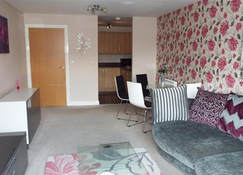 Thumbnail 2 bed flat for sale in North Star Boulevard, Greenhithe, Kent
