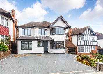 Thumbnail 6 bed detached house for sale in Edgeworth Crescent, London