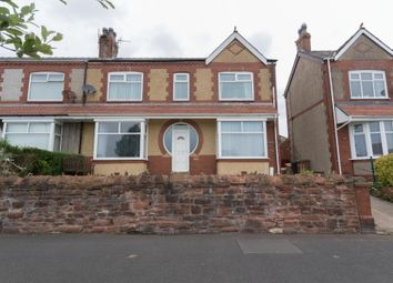 Thumbnail 4 bed semi-detached house for sale in Roose Road, Barrow-In-Furness