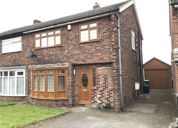 Thumbnail 3 bed semi-detached house to rent in Lydgate Road, Batley, West Yorkshire