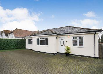 3 bed bungalow for sale in Forebury Avenue, Sawbridgeworth CM21