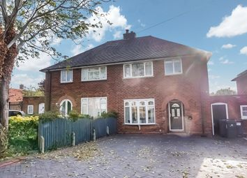 Thumbnail 3 bed semi-detached house for sale in Falcon Lodge Crescent, Sutton Coldfield