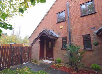 Thumbnail 1 bed semi-detached house for sale in Lundholme, Heelands, Milton Keynes