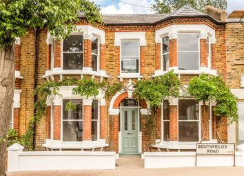 Thumbnail 3 bed terraced house for sale in Southfields Road, London