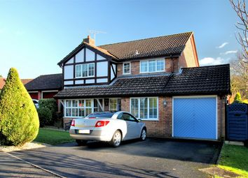 Thumbnail 5 bedroom detached house for sale in Willoughby Close, Alveston, Bristol