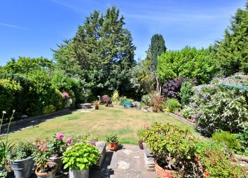 Thumbnail 4 bed detached house for sale in Porthcothan, Hampton Court Way, Thames Ditton
