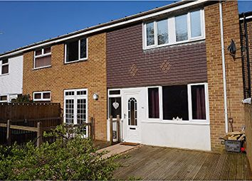 Thumbnail 3 bed terraced house for sale in Mallard Close, Bournemouth