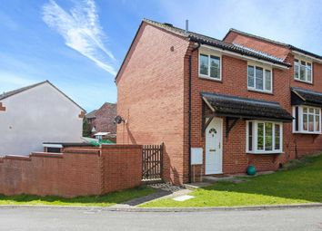 Thumbnail 3 bed semi-detached house to rent in Swallowmead, Salisbury