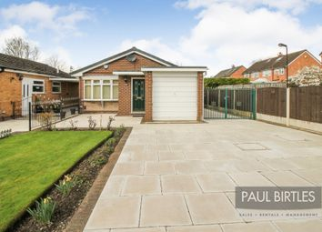Thumbnail 2 bedroom bungalow for sale in Woodhouse Road, Davyhulme