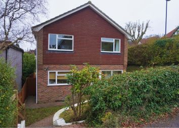 Thumbnail 4 bed detached house for sale in Hillcrest Road, Whyteleafe