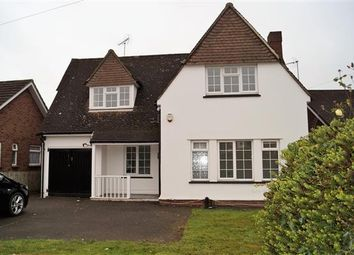 Thumbnail 3 bed detached house to rent in Chignal Road, Chelmsford