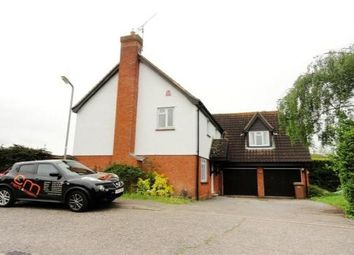 Thumbnail 4 bed detached house to rent in Howard Drive, Chelmer Village, Chelmsford