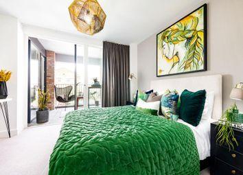 Wyke Road, Hackney Wick E3. 1 bed flat for sale