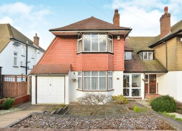 Thumbnail 3 bed semi-detached house for sale in Palace View, Croydon