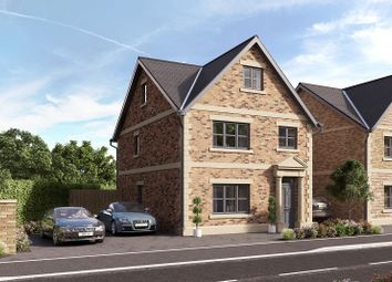 Thumbnail 5 bed detached house for sale in 1 The Plains, Scotby, Carlisle