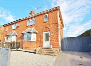 Thumbnail 3 bedroom semi-detached house for sale in Strouden Road, Winton, Bournemouth