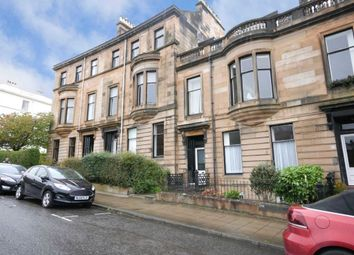 Thumbnail 2 bed flat to rent in Victoria Crescent Road, Dowanhill