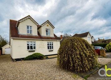 Thumbnail 4 bed detached house for sale in Bridge Road, Wickford