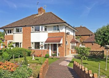 Thumbnail 3 bed semi-detached house for sale in Orchard Valley, Hythe, Kent