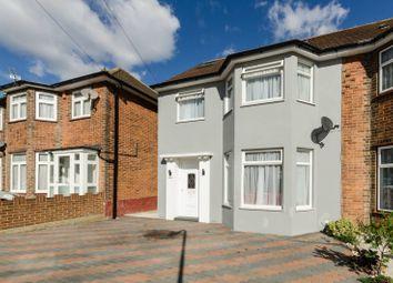 Thumbnail 5 bed property for sale in Vivian Avenue, Wembley Park