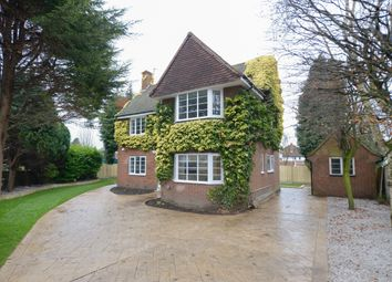 Thumbnail 4 bed detached house for sale in Highfield Lane, Chesterfield